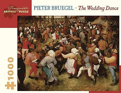 Amazon Com Pieter Bruegel The Wedding Dance 1000 Piece Jigsaw