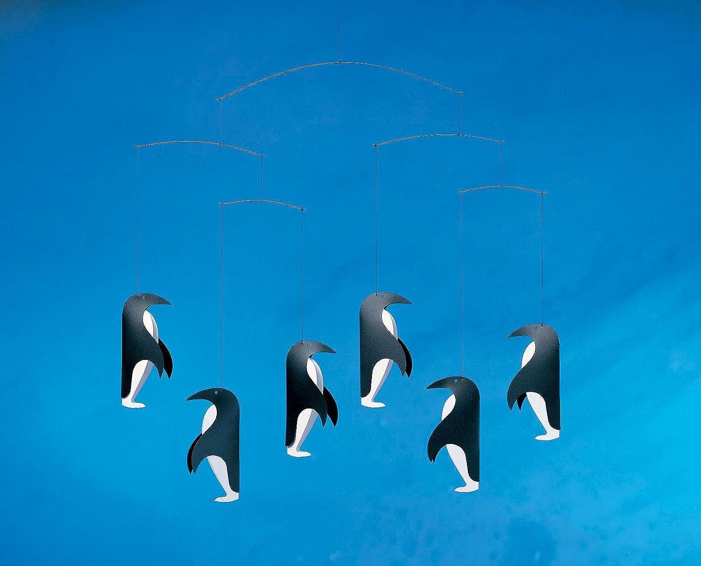 FLENSTED MOBILES Mobile Nielsen Trading Pingouin Talk