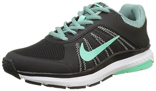 Nike Damen WMNS Dart 12 Laufschuhe, grau