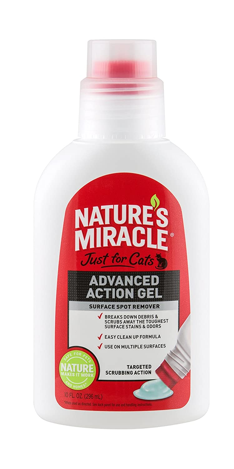 Nature's Miracle Advanced Action Gel Surface Spot Remover 10 oz