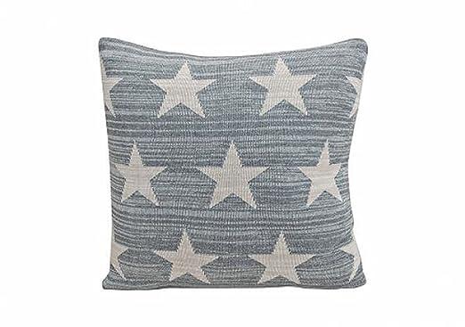 Funda de almohada de - - cojín con forma de estrella de - 50 ...