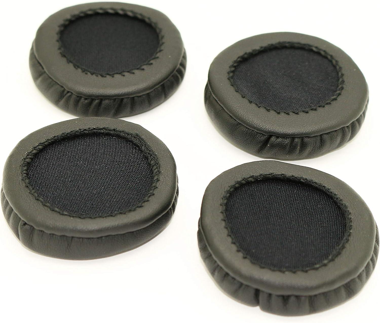1 Pack AVIMABASICS Premium Ear Pads Replacement Cushion Earpad for Logitech H570e H650e Stereo USB PC Headset