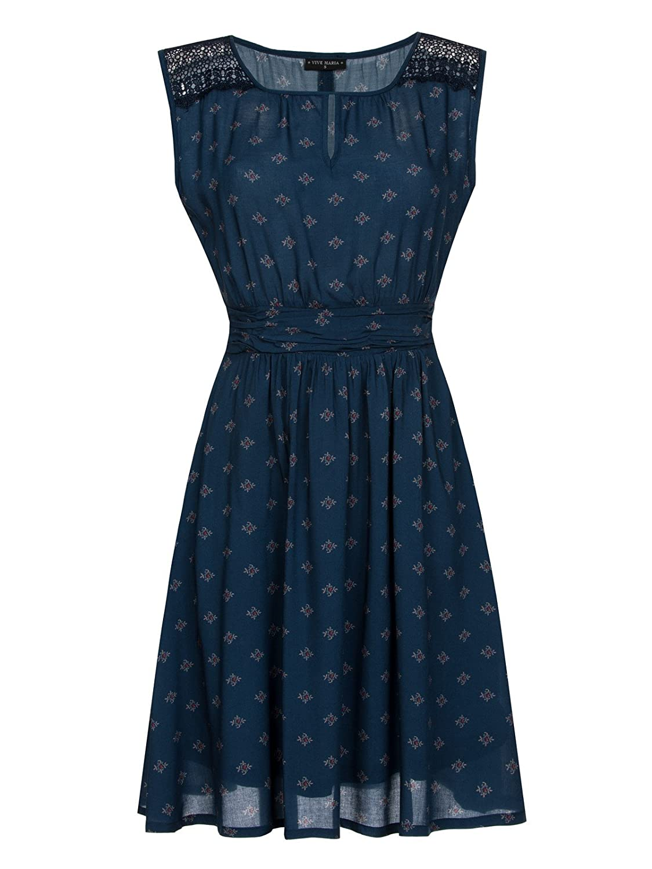 Vive Maria Women's Dress Blue Blue Small