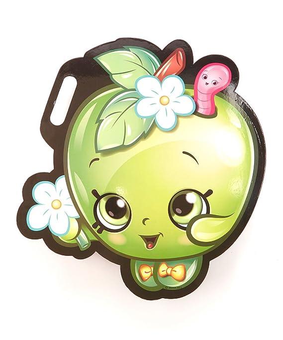 Review Shopkins Apple Blossom Lap