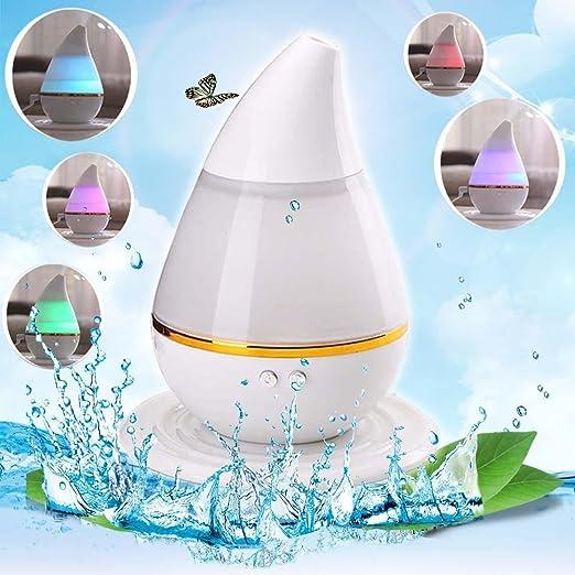Ultrasónico Inicio Aroma humidificador aire difusor purificador ...