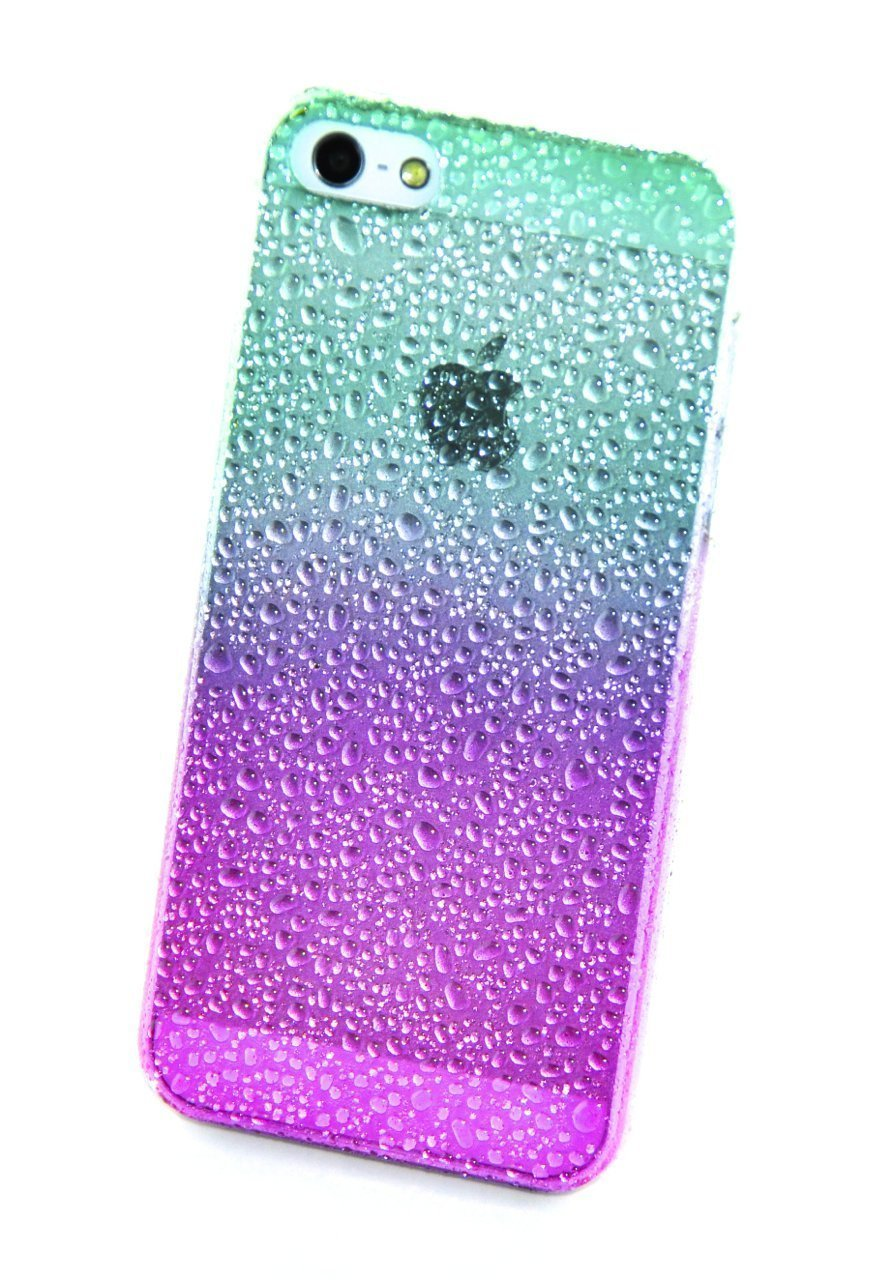 Case for iPhone 5 - Protective Design Snap Cover Face: Amazon.co.uk ...