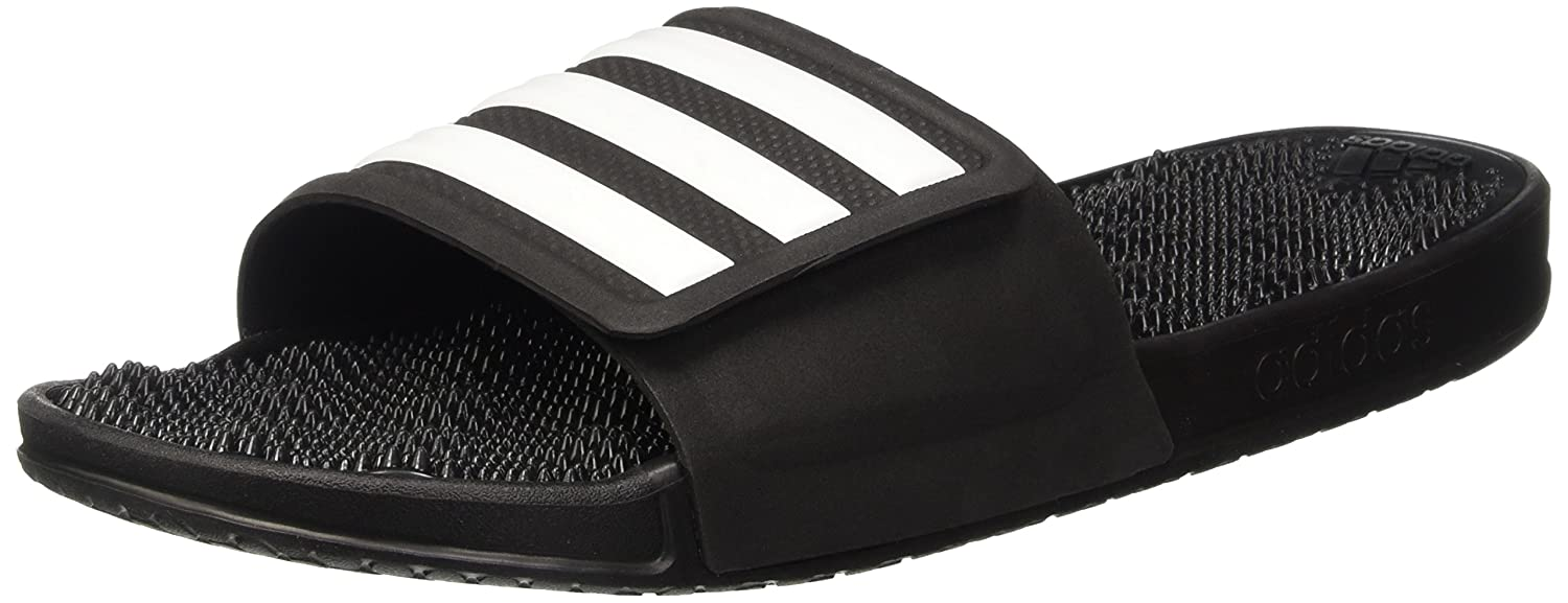 hot sale online 2f480 8ee95 Adidas Adissage 2.0 Stripes, Tongs Homme Amazon.fr Chaussure