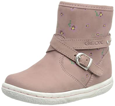 f6f3be6dad343 Geox Girls B Flick L Boots B3434L00032C8014 Old Rose 3.5 UK Child ...