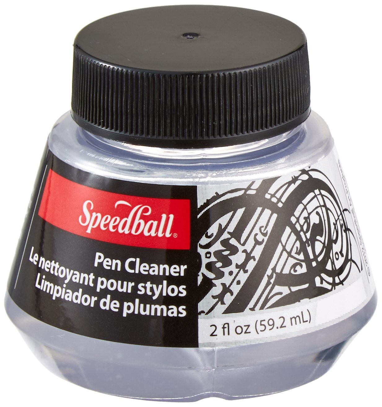 Speedball Art Products SB3159 2-Ounce Pen Cleaner