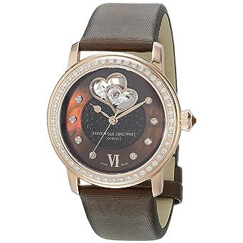Reloj Frederique Constant LADIES AUTOMATIC DOUBLE HEART BEAT: Amazon.es: Relojes