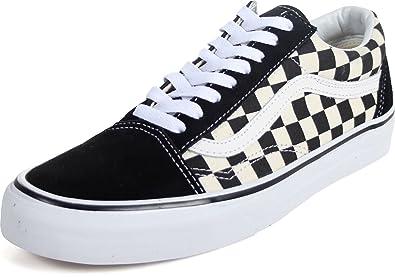 vans checkerboard old skool amazon