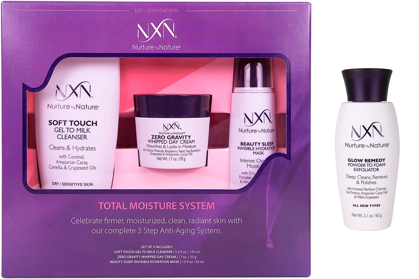 NxN Total Moisture System for Dry Sensitive Skin Review
