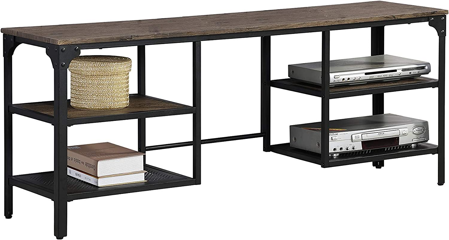 Best Quality Furniture TV Stand, Rustic