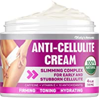 Cellulite Cream for 100% Complete Cellulite Removal - Made In USA - Hot Cream with...