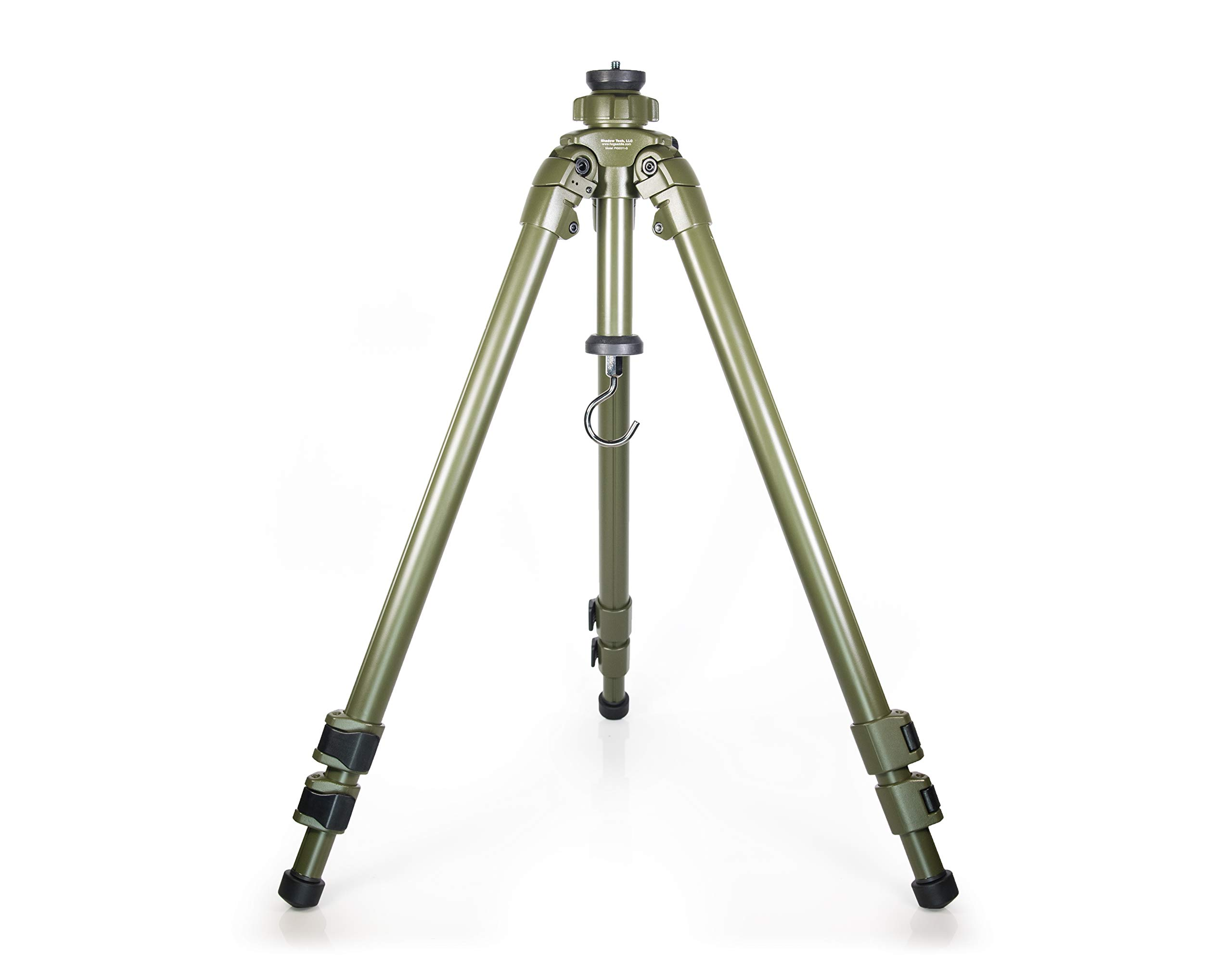 Shadow Tech, LLC PIG0311 Field Tripod, OD Green (Tall)