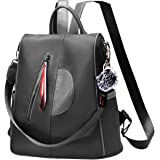 Women Nylon Backpack Purse waterproof Anti-theft Handbag Rucksack Lightweight Travel School Shoulder Bag