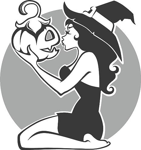 Halloween Pumpkin Cartoon Images.Amazon Com Cute Adorable Sexy Black And White Halloween