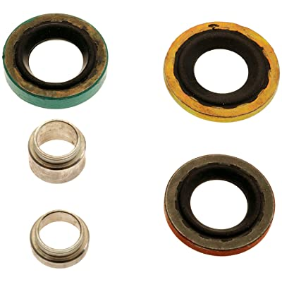 ACDelco 15-20058 GM Original Equipment Air Conditioning Manifold Seal Kit with Compressor and Condenser Seals: Automotive
