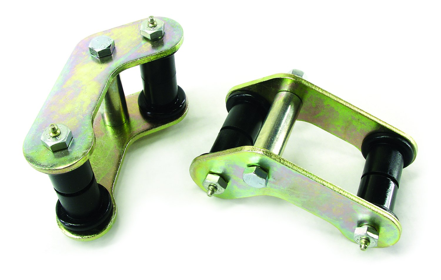 TeraFlex 1934100 Rear Kickback Shackle Kit (Jeep YJ 87-95,Pair) by Teraflex
