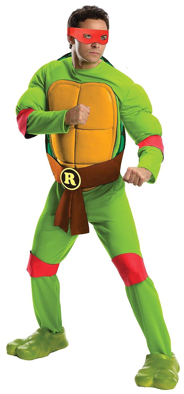 Disfraz de Ralph Tortugas Ninja para hombre: Amazon.es: Juguetes y ...