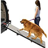 Pet Gear PG9300DR Tri-fold Pet Ramp, Black/Grey, X-Large