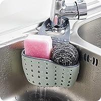 Sink Storage Basket - Sink Caddy Soap and Sponge Holder Drying Rack Holders Dish Drying Rack Sink Shelf, by Ashnna…