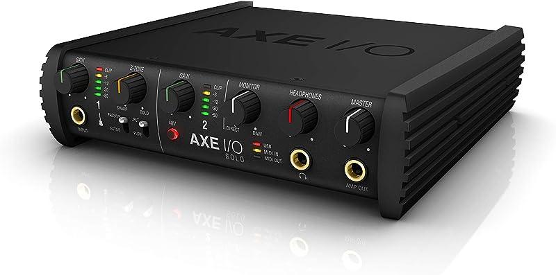 IK Multimedia AXE I/O Solo