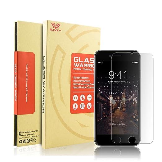 28 opinioni per SAVFY® Apple iPhone 6 plus / 6s Plus 5,5 inch Pellicola Protettiva ultra