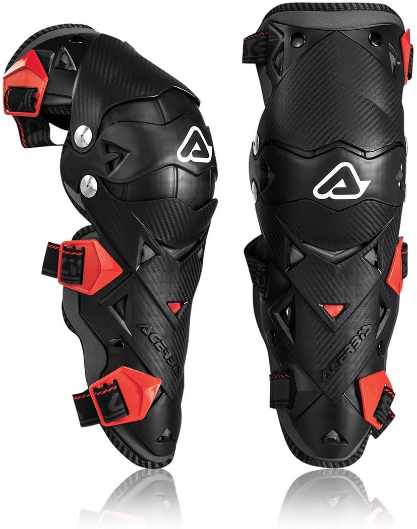 Protectores de rodilla con bisagras Acerbis impacto Evo