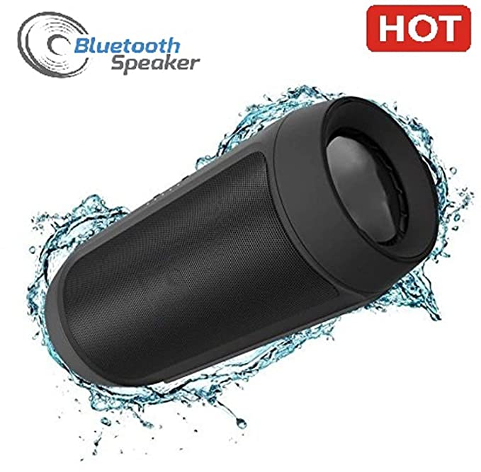 SHOPZIE High Bass 3D Stereo Sound Portable Wireless Bluetooth Mobile/Tablet Speaker Bluetooth Speakers