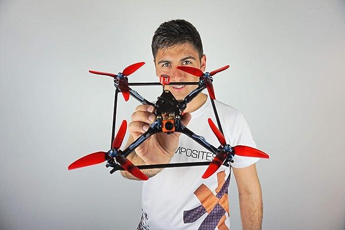 Allcomposites Drone Frame X6 by Iván Merino: Amazon.es: Juguetes y ...