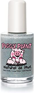 product image for Piggy Paint 100% Non-toxic Girls Nail Polish - Safe, Chemical Free Low Odor for Kids, Glitterbug - Great Stocking Stuffer for Kids