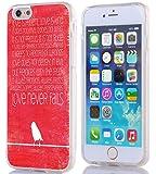 Iphone 6S Case Christian Quotes, Apple Iphone 6S Case Bible Verses 1 Corinthians 13:4-8