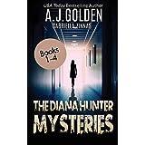 The Diana Hunter Mysteries: Books 1-4 (The Diana Hunter Series Boxset) (Volume 1)