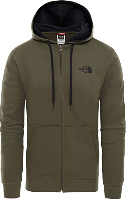 a3b4eee159c The North Face Men s Open Gate Full Zip Hoodie - New Taupe Green