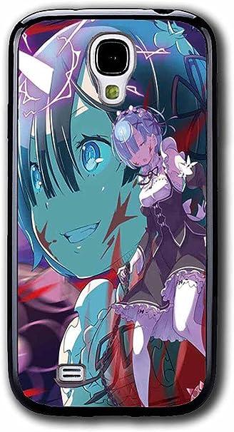 Re Zero Anime Style Coque, Samsung Galaxy S4 Mini Coque Case Cover ...