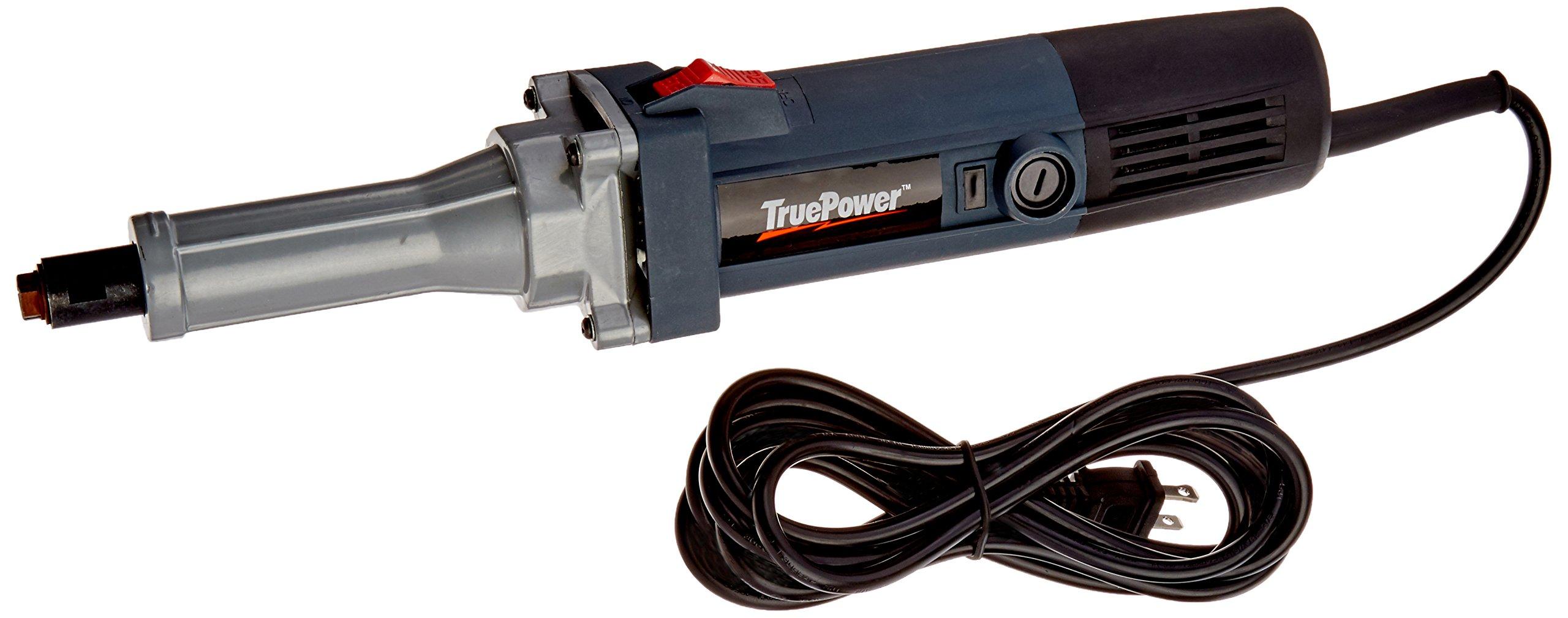 Gino Development 01-0698 TruePower Heavy Duty Long Shaft Electric Die Grinder
