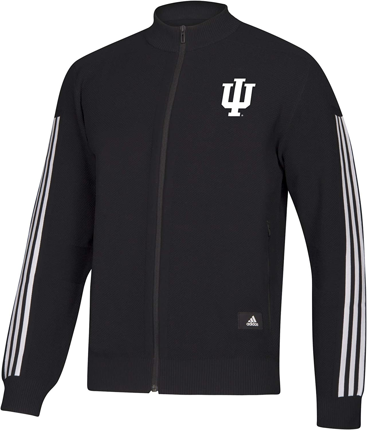 adidas NCAA Mens Full Zip Sweater