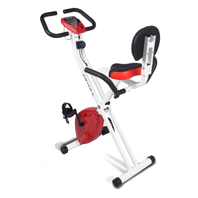 PoweMax Fitness BX-110SX Magnetic X Bike