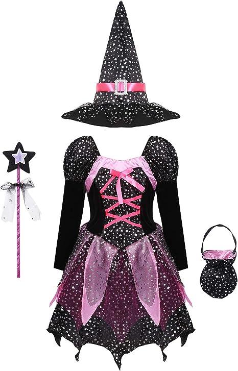 Dolls House Costume Da Strega Di Halloween Accessorio Costume Shop