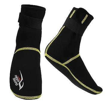 Moda Agua Zapatos Mutifunctional mujeres hombres hi top 3 mm botas de neopreno niños niñas antideslizante