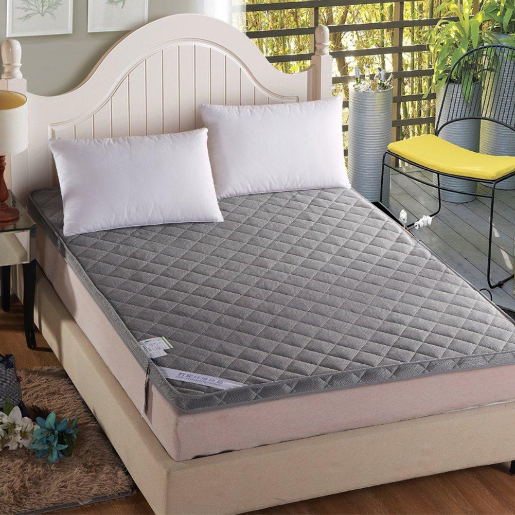 B 120x200cm(47x79inch) Thickened Moisture Mattress Student Dormitory Mattress Warm Tatami Mattress Foldable Double Floor Carpet-K 180x200cm(71x79inch)