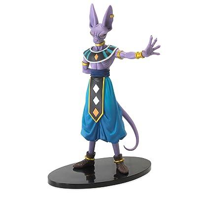 "Banpresto 48754 Dragon Ball Z Battle of The Gods Beerus Figure, 6"": Toys & Games"