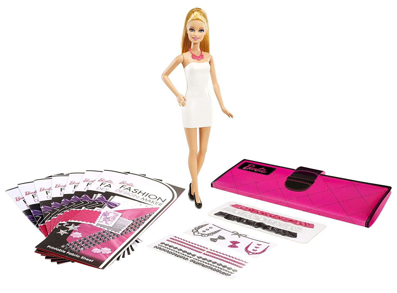 Barbie Fashion Design Maker Doll Mattel CCG95