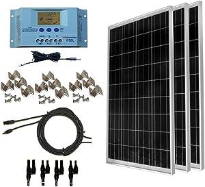 WindyNation 300 Watt Solar Panel