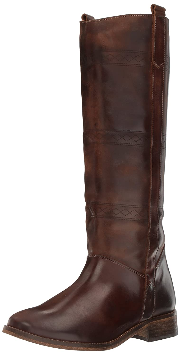 Musse & Cloud Women's Amei Western Boot B01L6S11RK 39 EU/8-8.5 M US|Brown