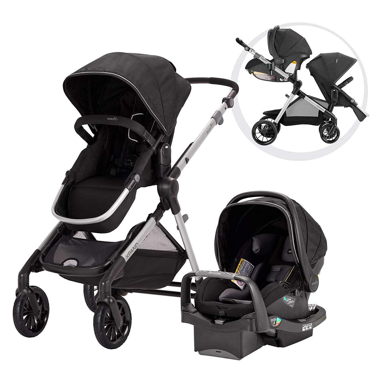 Travel system baby essential