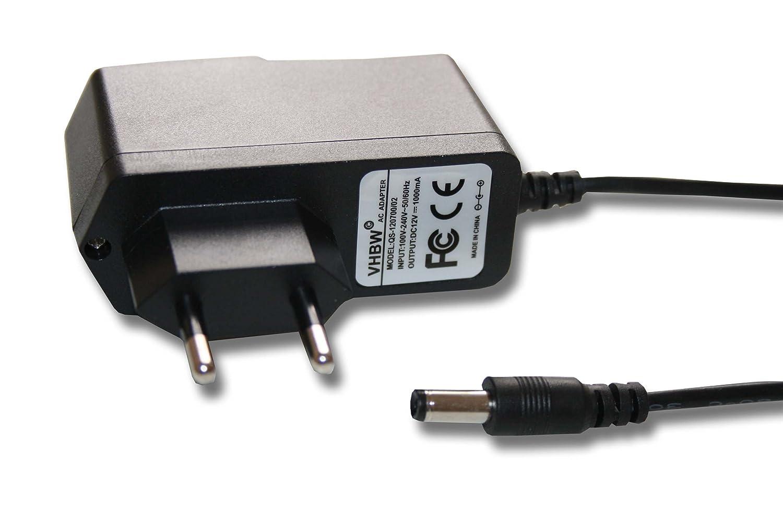 Alimentatore VHBW per Tastiera Yamaha EZ-200 EZ200 DGX-220 DD-65 NP30 PA-3 PA-5B PA-3B PA-3C PA-130 PA-130A.