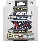 よつあみ(YGK) リアルスポーツ G-soul スーパージグマン X8 300m