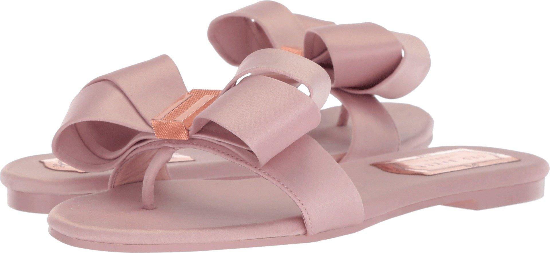 Ted Baker Women's Beauita Slide, Light Pink, 9.5 B(M) US